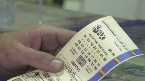 Making Canadian lottery history: $140 million up for grabs in Friday's Lotto Max draw