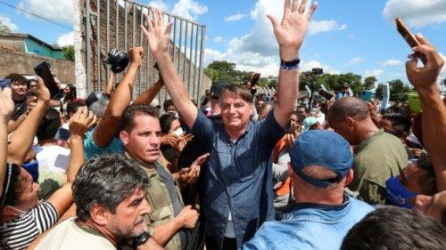 Bolsonaro fined for breaking COVID-19 restrictions in Brazil