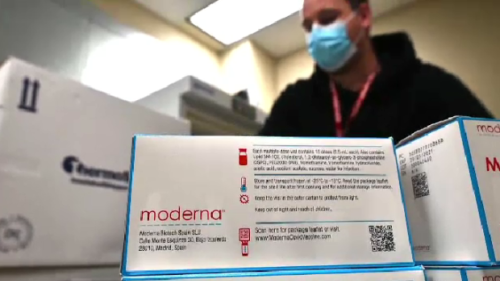Waterloo Region's plan to use Moderna vaccine doses before they expire