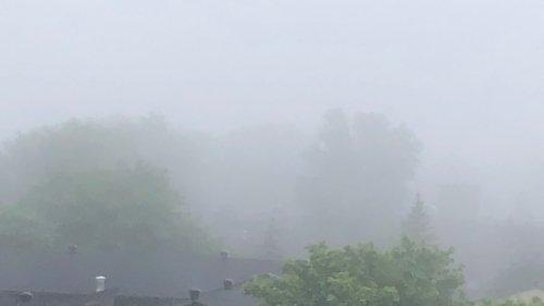 Fog advisory in effect for Ottawa
