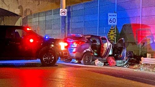 34-year-old man killed in car crash in Mississauga