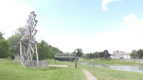 'A symbol for the township:' New Hamburg trade board eyeing waterwheel upgrade