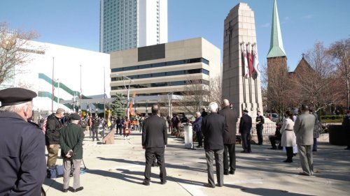 In-person service planned for Remembrance Day in Windsor