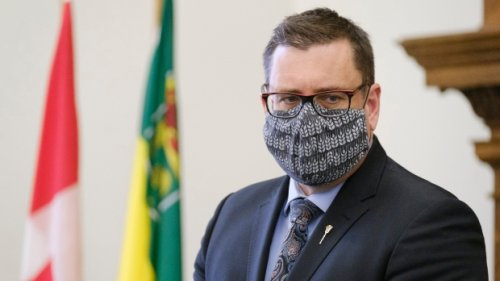 Sask. premier says health minister does not have COVID-19, despite media reports