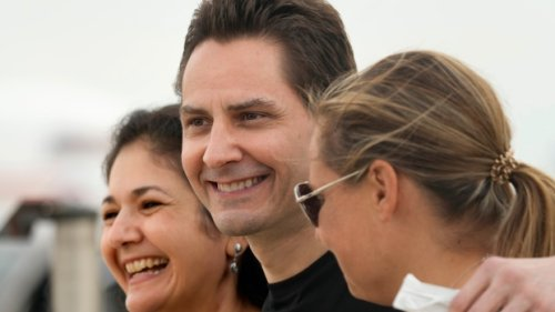 Two Michaels land safely in Canada after nearly three years of detention in China