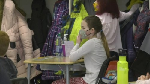 As Sask. COVID-19 cases continue to surge, health authority tries out home testing for kids