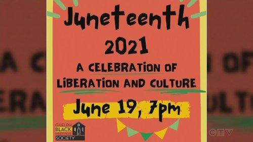 Guelph Black Heritage Society hosts virtual Juneteenth celebration