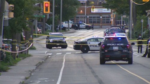 Man dies in hospital after shooting in Hamilton