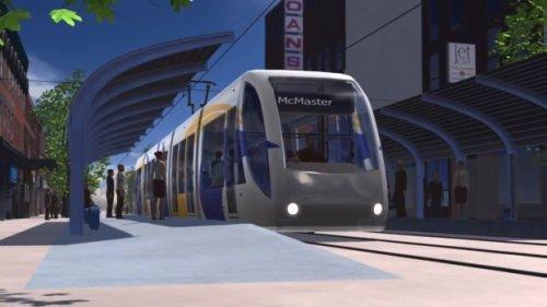 Ottawa and Ontario to spend $3.4 billion to build Hamilton light-rail transit