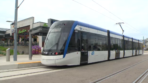 'Footage that will make you tense to watch': GRT releasing videos of near misses with ION trains