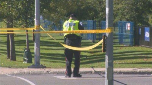 Teenage girl struck by vehicle in Scarborough dies in hospital
