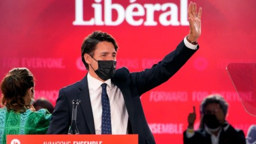 Tom Mulcair: Voters sent a chastened Trudeau back to his job with a stern warning