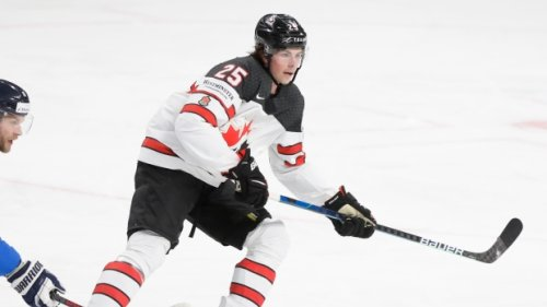 Buffalo Sabres select Canada's Owen Power 1st overall in NHL entry draft
