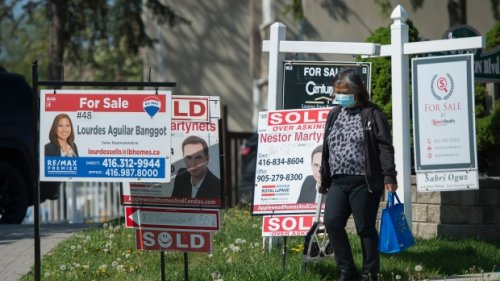 Canadian housing market moves from moderate to high degree of vulnerability: CMHC