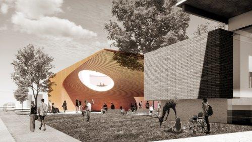 Arts organization unveils plans for new $12 million dollar facility