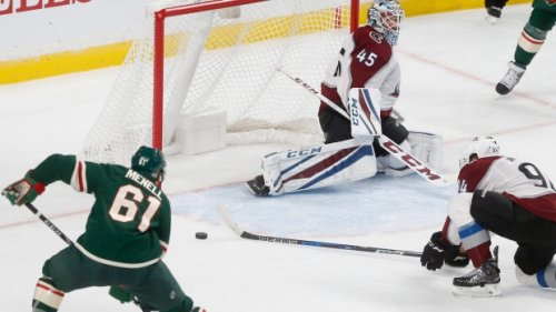 Toronto Maple Leafs sign Menell to one-year, 750K contract in a trade with the Minnesota Wild