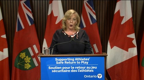'Let's play ball': Province unveils return-to-play plans for pro and elite amateur sports
