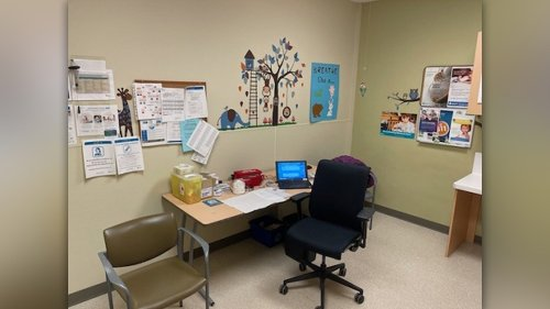 Sensory-friendly COVID-19 clinic opens in Spruce Grove