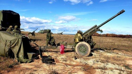 Artillery training begins in Guelph Friday