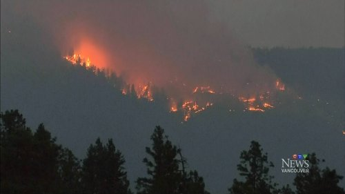 B.C. sends 204 firefighters and personnel to Quebec, Ontario to help fight wildfires