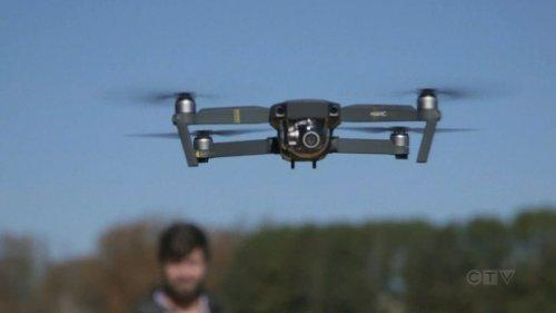 Village of Clive having regular 'drone' problem