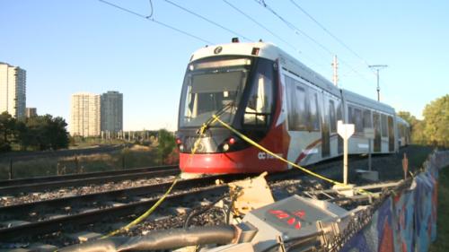 Rideau Transit Group submits new return-to-service plan for Ottawa's shutdown LRT line