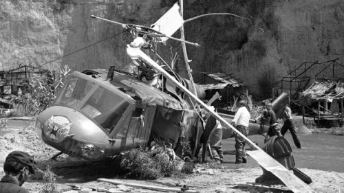 Hollywood's tragic history of on-set accidents