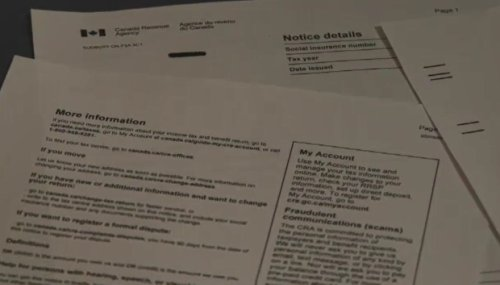 Man frustrated with Canada Revenue Agency over years long tax ordeal