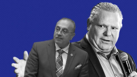Ontario NDP apologizes for ad that mistook Tory legislators for each other
