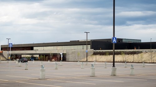 Person with weapon shot by police at Fort McMurray airport
