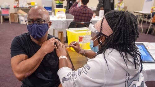 'Good public health policy': The success of vaccine clinics for Black, racialized Canadians
