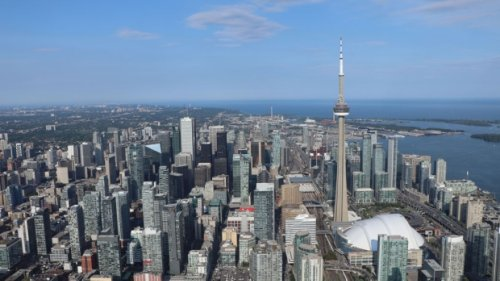 Toronto is testing out its emergency sirens today
