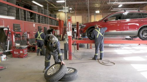 'Get them as quick as you can': Lethbridge tire shops warn of winter shortage