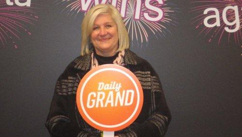 'I couldn't believe it': Edmonton woman wins $7M lottery