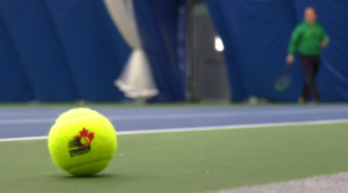 Quebec is churning out exceptional tennis players.... why?