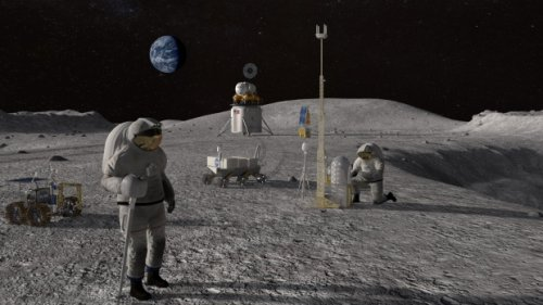 NASA's Artemis program will land the first person of colour on the moon