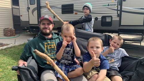 'Unprecedented' number of people booking Sask. campgrounds