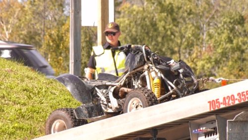 Man airlifted to Toronto after ATV crash in Wasaga Beach