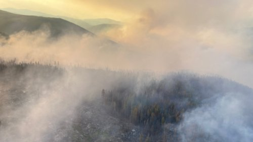 Firefighters 'impacted' by drone while battling trio of wildfires in B.C.'s Kootenay region