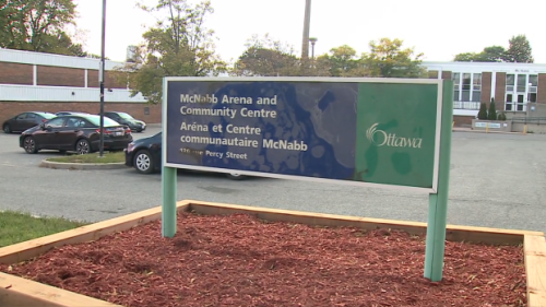 Pop-up COVID-19 testing site at McNabb Arena extended to Oct. 6
