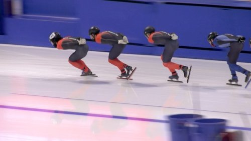 Calgary's Olympic Oval reopens to Canada's speed skaters