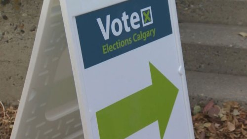 Some Calgary voters still undecided as election day looms