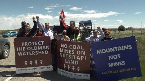 Anti-coal mining rally faces unexpected roadblock