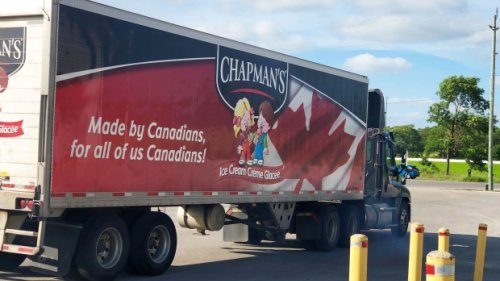 Chapman's Ice Cream offers to help store COVID-19 vaccines in freezers