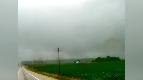 Tornadoes confirmed in Bayfield and Thornbury, Ont.
