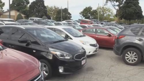 Low supply and high demand driving up car prices in Waterloo Region