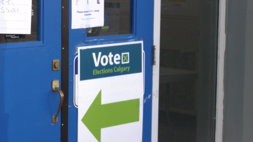 Election day arrives, Calgary to vote for new mayor