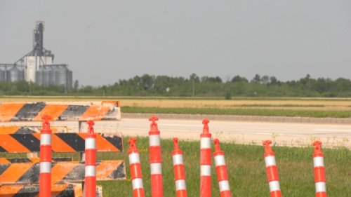 Large construction project on North Perimeter to begin Monday
