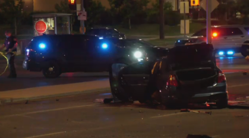 Several people taken to hospital after serious crash on Henderson Highway