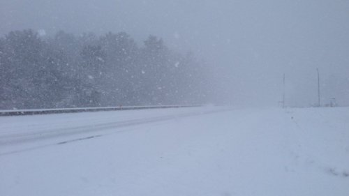 Snow squall warning issued for parts of Ontario